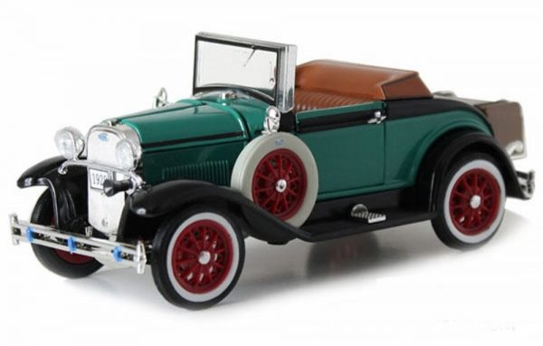 1929 Ford Roadster Model A at diecastdepot