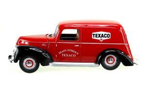 1940 Ford Panel Van - Texaco at diecastdepot
