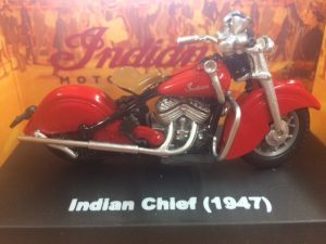 1947 Indian Chief at diecastdepot