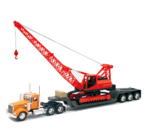 Kenworth W900 Big Rig W/Crane at diecastdepot