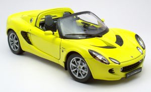 2003 Lotus Elise 111s at diecastdepot