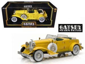 Duesenberg II- SJ- Great Gatsby at diecastdepot