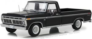 1973 Ford F100 Pick Up Truck - Black - ETA October at diecastdepot