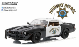 "1979 Chevy Camaro ""California Hwy Patrol"" at diecastdepot"
