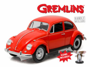 1967 Volkswagen Beetle with Gizmo- Red at diecastdepot