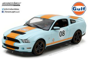 2012 Ford Shelby GT500 - Gulf Oil at diecastdepot
