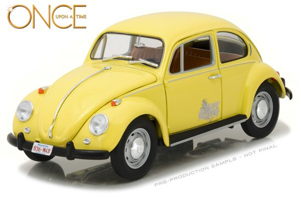 Emma's Volkswagen Beetle - Once Upon A Time (TV Series, 2011-Current) at diecastdepot
