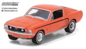 1968 Ford Mustang at diecastdepot