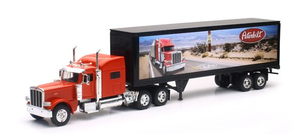Peterbilt Tractor with Route 66 Graphics at diecastdepot