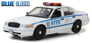 NYPD - Jamie Reagan's 2001 Ford Crown Victoria Police Interceptor - Blue Bloods (TV Series, 2010-Current) at diecastdepot