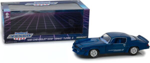 1981 Chevrolet Z/28 Yenko Turbo Z - Blue at diecastdepot