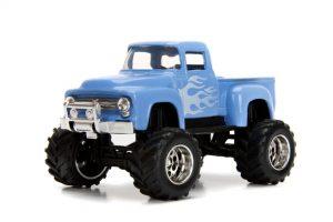 1956 Ford F100 Pick Up Truck - Jada Toys Just Trucks W17 at diecastdepot