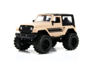 2014 Jeep Wrangler - Jada Toys - Just Trucks Wave 17 at diecastdepot