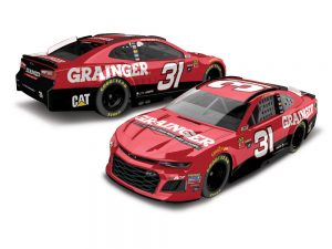 Ryan Newman #31 Grainger 2018 Camaro at diecastdepot