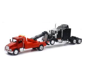 Kenworth Tow Truck W/ Truck Cab at diecastdepot