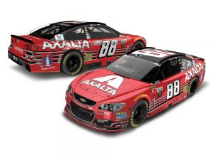 2017 Dale Earnhardt Jr. #88 Axalta Last Ride Race Version at diecastdepot