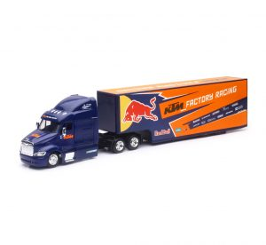 Peterbilt Red Bull KTM Race Team Truck at diecastdepot