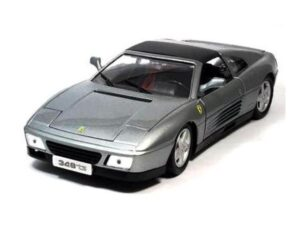 Ferrari 348TS- Race & Play at diecastdepot