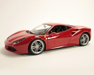 Ferrari 488 GTB Race & Play at diecastdepot