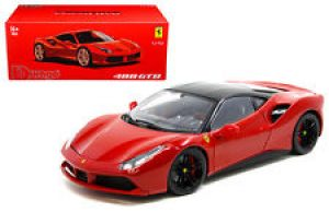 Ferrari 488 GTB- Signature Series at diecastdepot