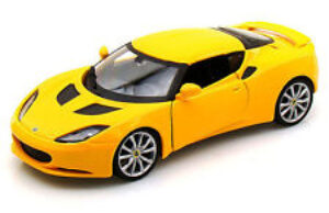 Lotus Evora IPS at diecastdepot