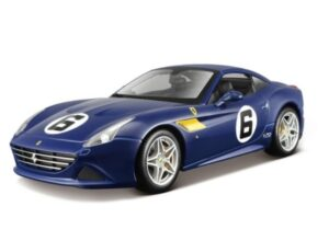 Ferrari California T - The Sunoco #6 at diecastdepot