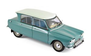 1964 CITROEN AMI 6 - JADE GREEN at diecastdepot