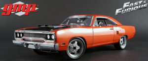 1970 Plymouth Road Runner - Fast & Furious 7 at diecastdepot