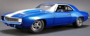 "1969 Chevrolet Camaro ""1320 Series"" Drag Car at diecastdepot"