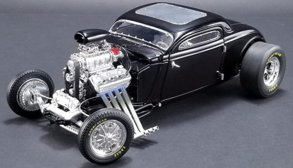 """18900 1 - 1934 Blown Altered Coupe - """"Outlaw"""" Acme Exclusive"""