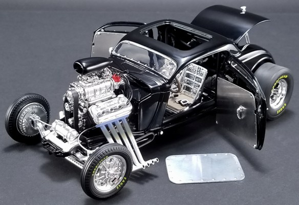 """18900oopen - 1934 Blown Altered Coupe - """"Outlaw"""" Acme Exclusive"""
