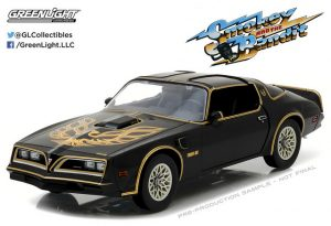 "1977 Pontiac Firebird Trans Am ""Smokey & the Bandit"" at diecastdepot"