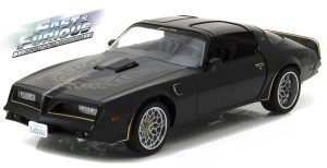 "1978 Trans Am ""Fast & Furious"" 2009 movie car at diecastdepot"