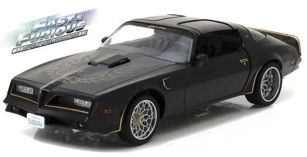 "1978 Trans Am ""Fast & Furious"" 2009 movie car at diecastdepot"