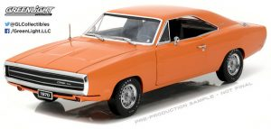1970 Dodge Charger - HEMI Orange at diecastdepot