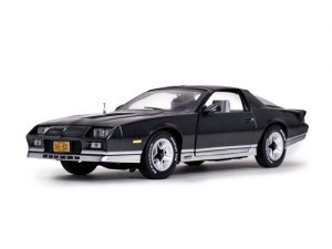 1982 Chevrolet Camaro- Charcoal at diecastdepot