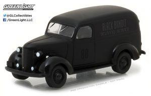 1939 Chevrolet Panel Truck at diecastdepot