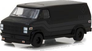 1980 GMC Vandura -Black Bandit Series 19 - at diecastdepot