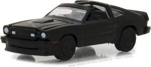 1978 Ford Mustang II King Cobra - Black Bandit Series 19 at diecastdepot