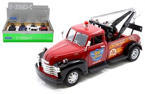 1953 Chevrolet Wrecker Tow Truck - sold individually at diecastdepot