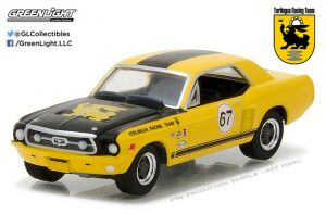 1967 Ford Terlingua Continuation Mustang at diecastdepot