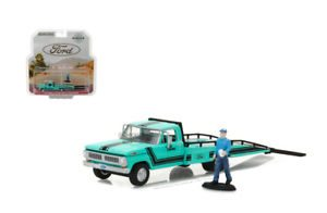 1970 FORD F-350 Ramp Truck & Truck Driver at diecastdepot