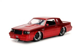 1987 Buick Grand National - RED at diecastdepot