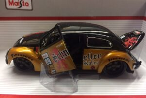 VOLKSWAGEN BEETLE - ALL STARS at diecastdepot