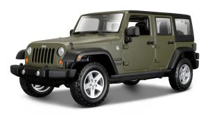 2015 Jeep Wrangler Unlimited at diecastdepot