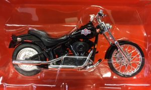 2000 Harley Davidson FXSTB Night Train at diecastdepot