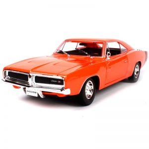 1969 Dodge Charger at diecastdepot