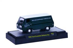1965 Ford Econoline Delivery Van - Auto Trucks Series 36 at diecastdepot