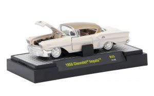1958 Chevrolet Impala at diecastdepot