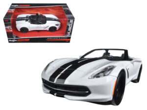2014 Chevrolet Corvette Stingray Convertible at diecastdepot